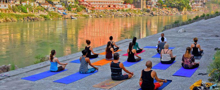 Kundalini Yoga in Rishikesh,