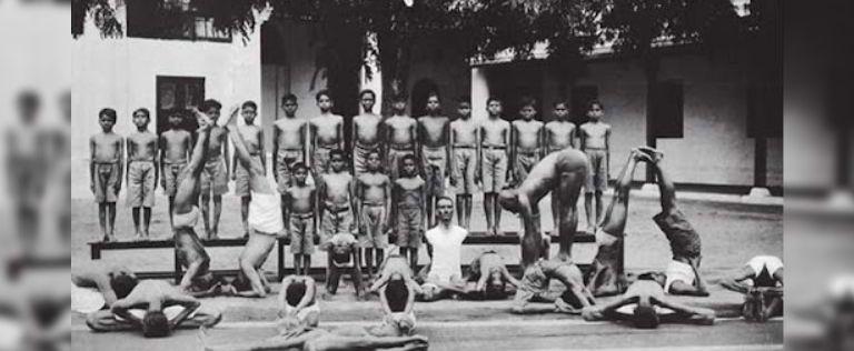 Venerable Yoga Masters