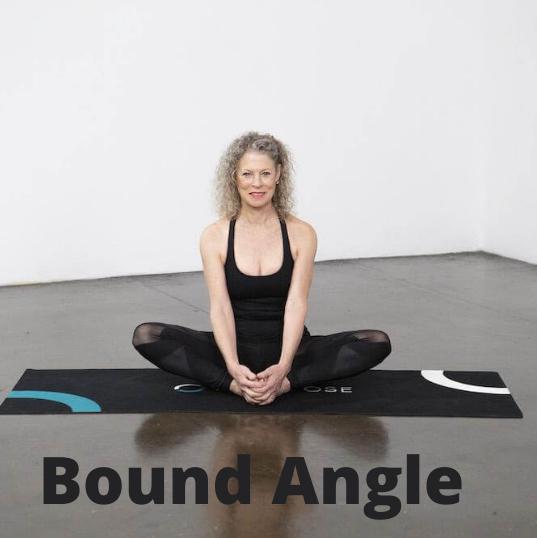 Bound Angle